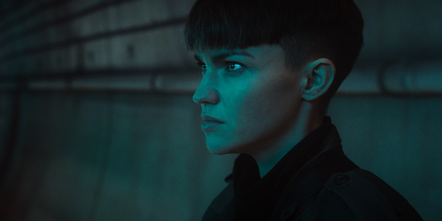 Ruby Rose plays Grace Lewis, a mercenary, whoseizes control of a passenger train heading to Paris from London.