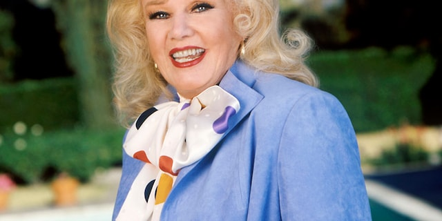 Ginger Rogers loved going shopping and heading to the supermarket.