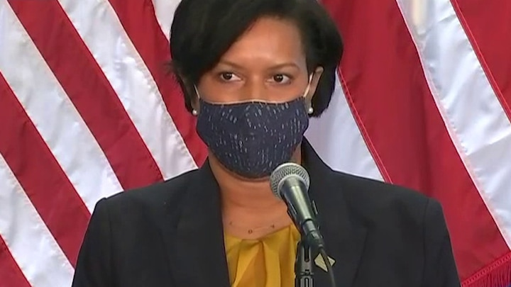 D.C. mayor calls for statehood after Capitol Hill riots