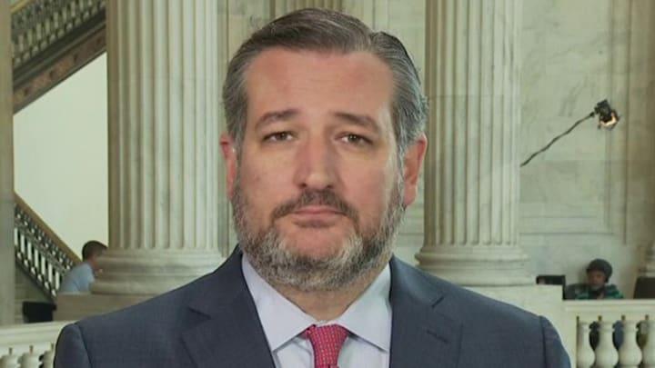Ted Cruz slams Biden for 'astonishing' decision to block media from border facilities