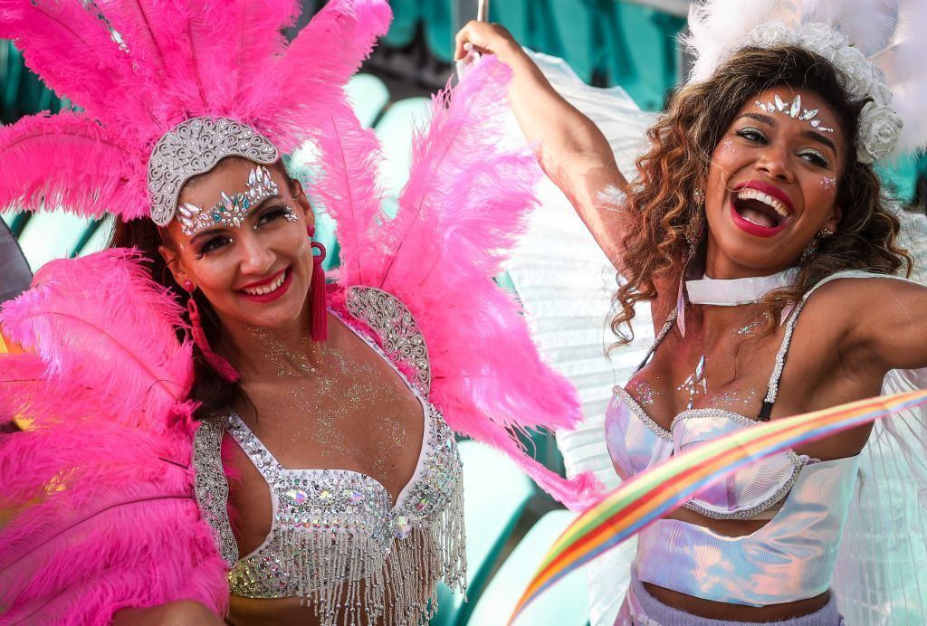 Sydney held its Gay and Lesbian Mardi Gras parade earlier this month, but large-scale dance parties were off the table.