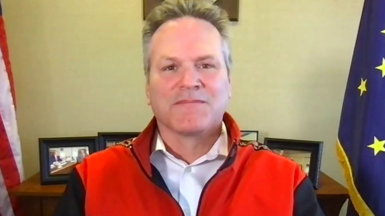 Alaska Gov. Mike Dunleavy (R) discusses the Biden administration's approach to oil and gas drilling on federal lands, as well as rare earth mining in his state.