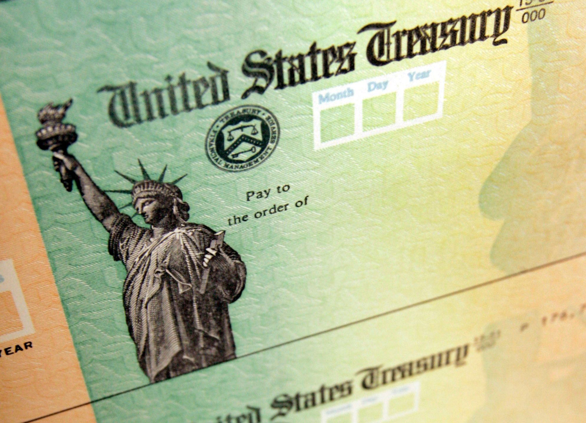 Democrats say they recently learned that the holdup in getting stimulus checks to millions of Social Security recipients is d
