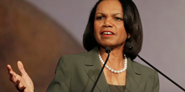 Rice returned to teaching at Stanford University after breaking boundaries at the White House.