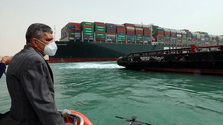 How Suez Canal blockage is impacting energy prices