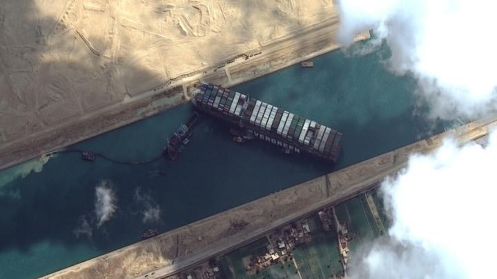 Suez canal blockage holding 'billions of dollars' worth of goods: Energy economist