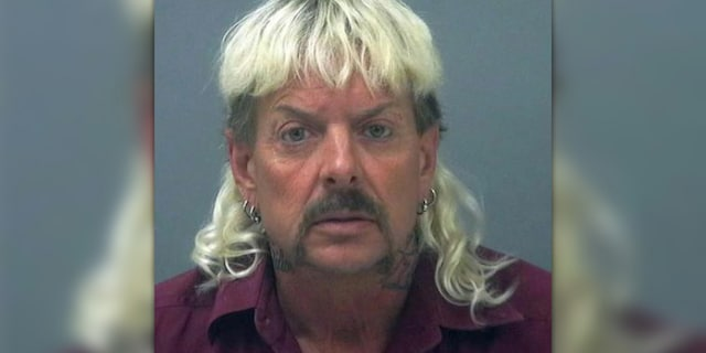Joe 'Exotic' Maldonado-Passage is currently serving a 22-year prison sentence after being found guilty of participating in a murder-for-hire plot.