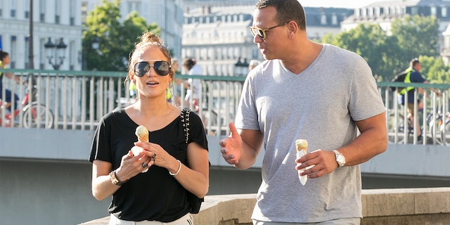 Earlier this month, Jennifer Lopez and Alex Rodriguez issued a statement, calling reports about them splitting up 'inaccurate.' However, the couple did say they were 'working through some things.'
