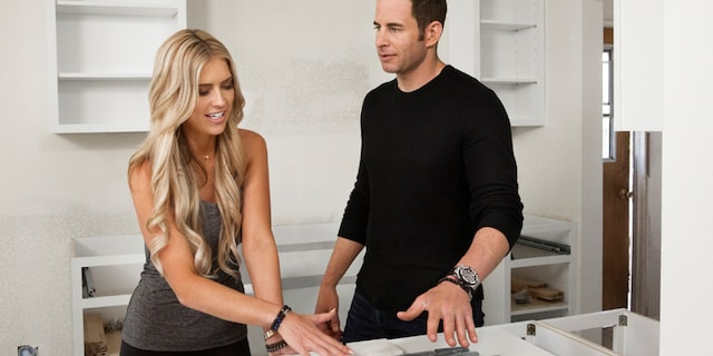 """Christina Haack and Tarek El Moussa vowed they would continue """"Flip or Flop"""" following their divorce in 2017."""