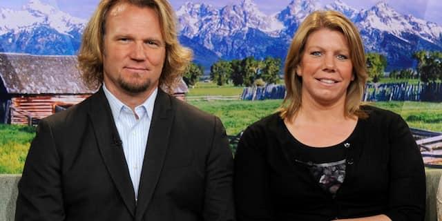 Kody and Meri Brown.