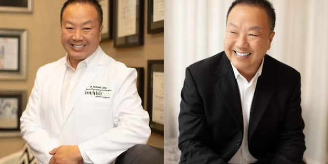 A board-certified surgeon specializing in plastic and reconstructive surgery, Chiu is a graduate of the University of California Berkeley and Western University of Health Sciences.