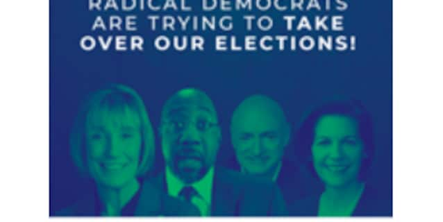 Fox News has learned that the Republican National Committee will target four Senate Democrats up for reelection in 2022 with digital ads that take aim at the congressional Democrats' massive election reform bill.
