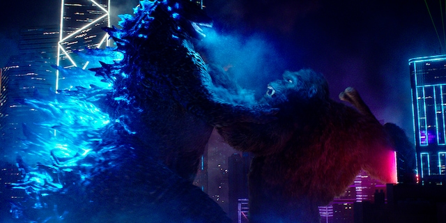 'Godzilla vs. Kong' very pointedly does not have a post-credit scene.
