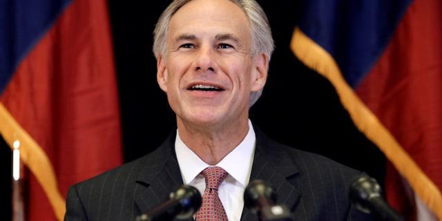 Texas Gov. Greg Abbott. (Associated Press)