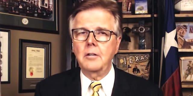 Texas Lt. Gov. Dan Patrick.
