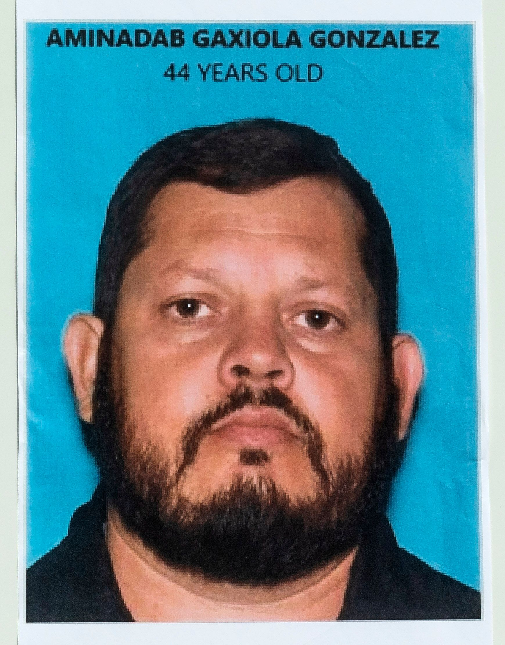 Orange police named Aminadab Gaxiola Gonzalez, 44, as the suspect in the mass shooting at an office building in Orange, Calif