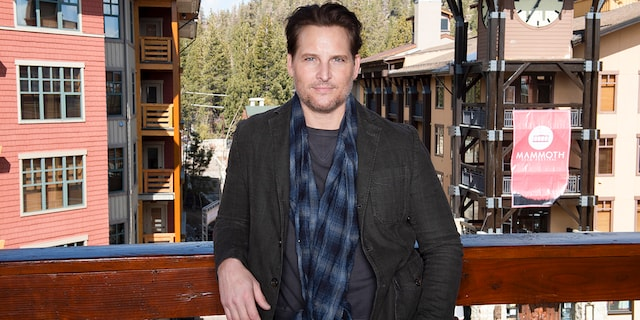 """Peter Facinelli plays Danny who commits a heinous crime in the movie based on the bestselling book, """"The Ravine."""""""