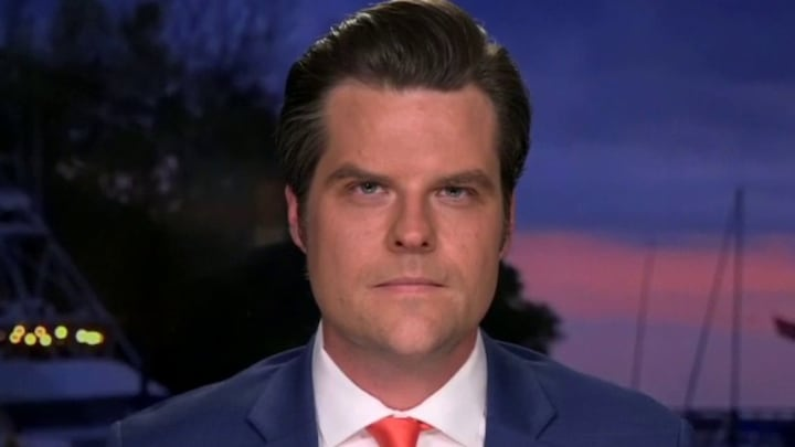Matt Gaetz responds to sex trafficking allegations against him: It's a lie