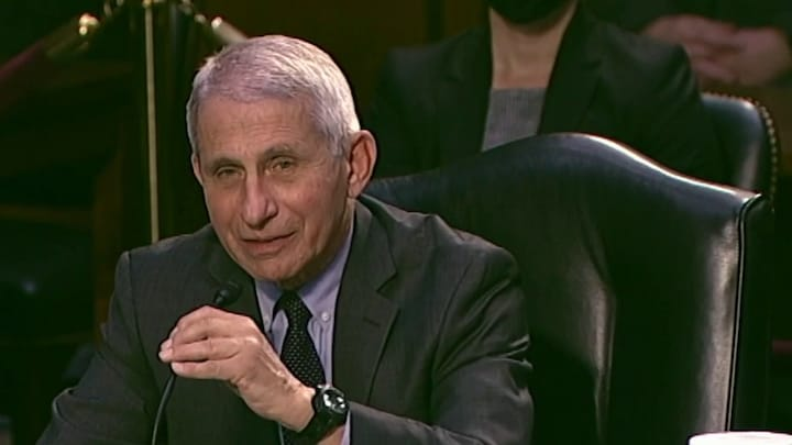 Paul: Fauci, feds using mask mandates as control mechanisms, not scientific recommendations