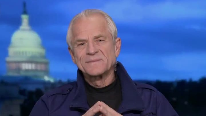 Navarro: Top Biden officials compromised by Chinese Communist Party