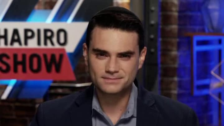 Ben Shapiro says the 1619 Project is pseudohistory, doesn't belong in school curriculums