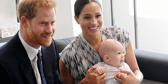 The Duke and Duchess of Sussex currently reside in California with their son Archie.