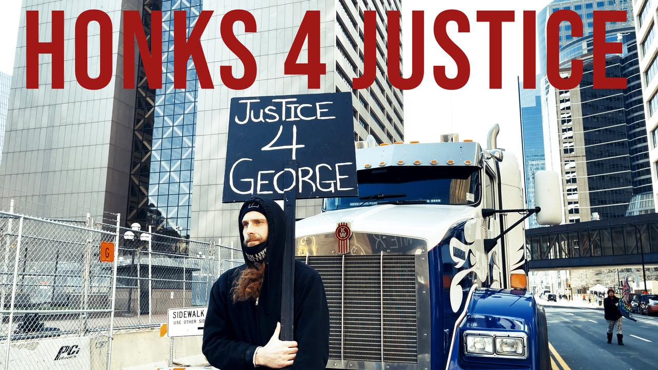 Honk for Justice, or else
