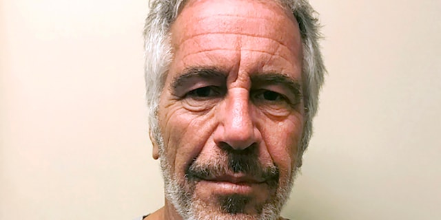 Jeffrey Epstein on March 28, 2017. (New York State Sex Offender Registry via AP)