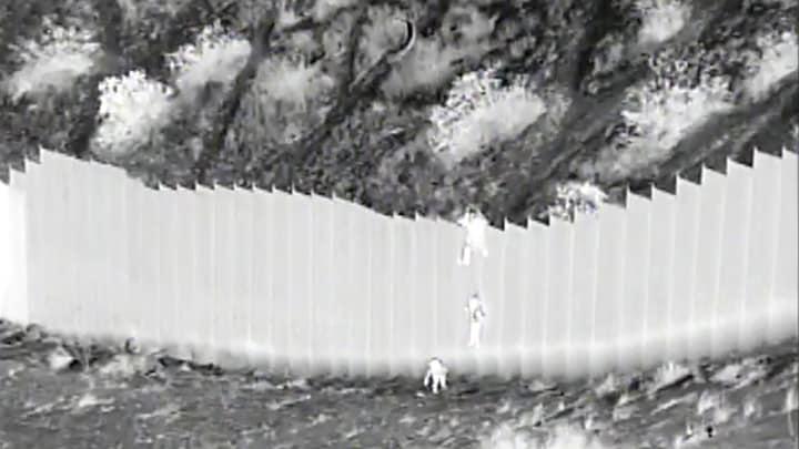 Human smuggling operations exploiting Biden border crisis
