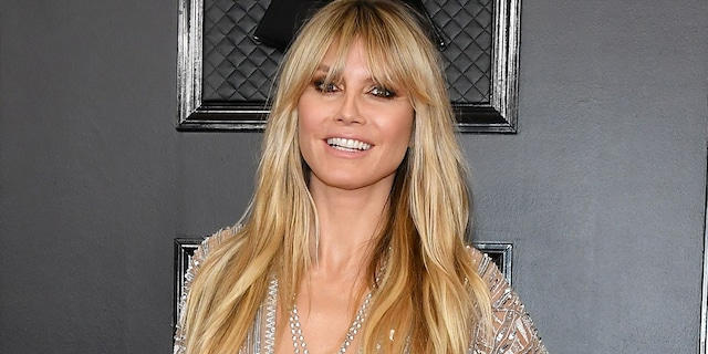 Heidi Klum has become an international supermodel since launching her career decades ago. (Getty Images)