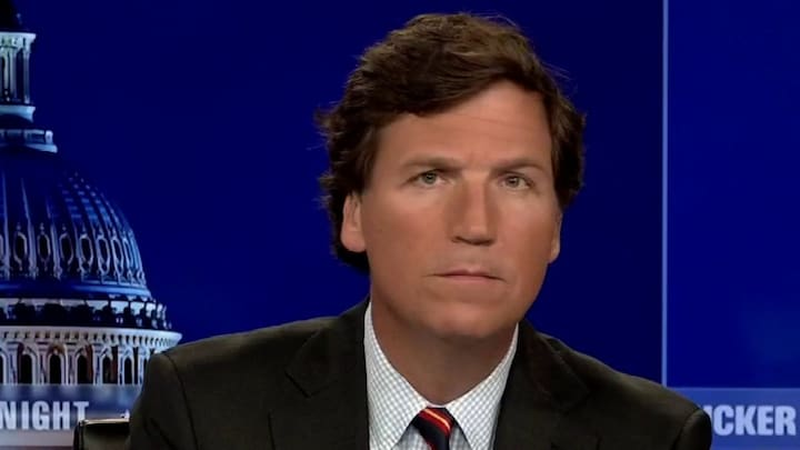 Tucker: Biden's pick to head ATF is an 'unhinged' man
