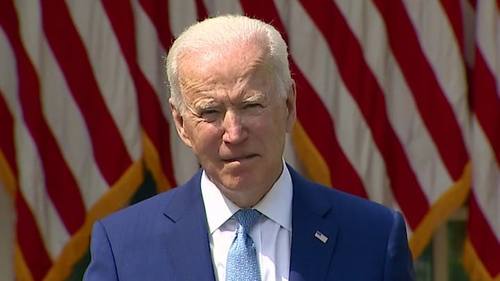 Biden's remarks on gun control differ from past position