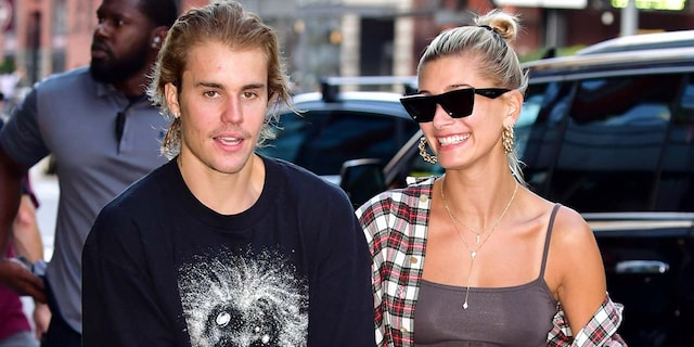 Justin Bieber and Hailey Baldwin married in 2018. He was 24 years old at the time, while the model was 21.