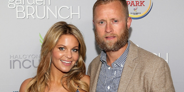 Candace Cameron Bure (L) and Valeri Bure were empty nesters prior to the pandemic.