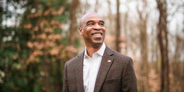 Georgia Republican Senate candidate Kelvin King