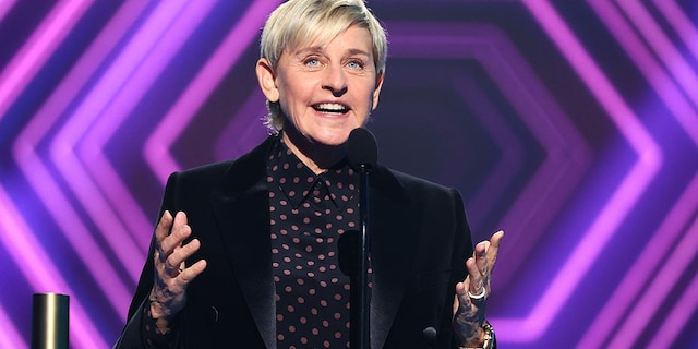 Ellen DeGeneres revealed she'd consumed a weed beverage before bringing wife to the emergency room in March.