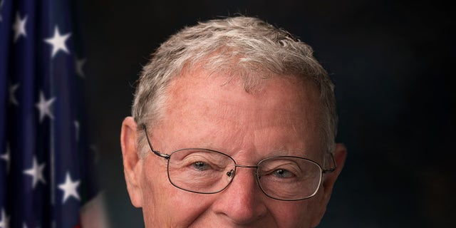 U.S. Sen. Jim Inhofe, R-Okla., ranking member of the Senate Armed Services Committee.