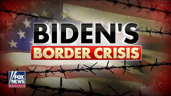 Biden acknowledges situation at southern border is a 'crisis'
