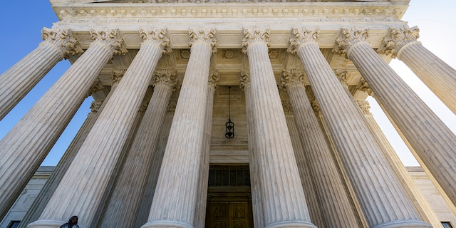 The Supreme Court in Washington on Oct. 7, 2020. (AP Photo/J. Scott Applewhite, File)