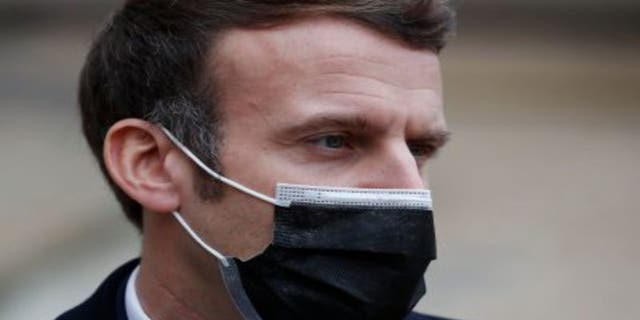 President Emmanuel Macron of France.