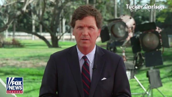 'Tucker Carlson Originals' premiers on Fox Nation