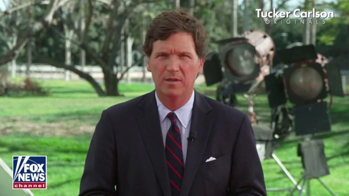 'Tucker Carlson Originals' premiers on Fox Nation