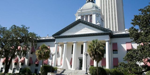 Florida State House: Steven Frame/Shutterstock