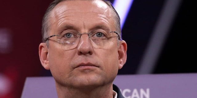 FILE - Rep. Doug Collins (R-GA) speaks during the annual Conservative Political Action Conference (CPAC) at Gaylord National Resort & Convention Center February 27, 2020 in National Harbor, Maryland. (Photo by Alex Wong/Getty Images)