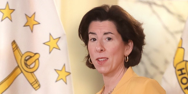 Commerce Secretary Gina Raimondo will see the results of the 2020 Census first on Monday, before transmitting them to President Biden. (Getty Images)