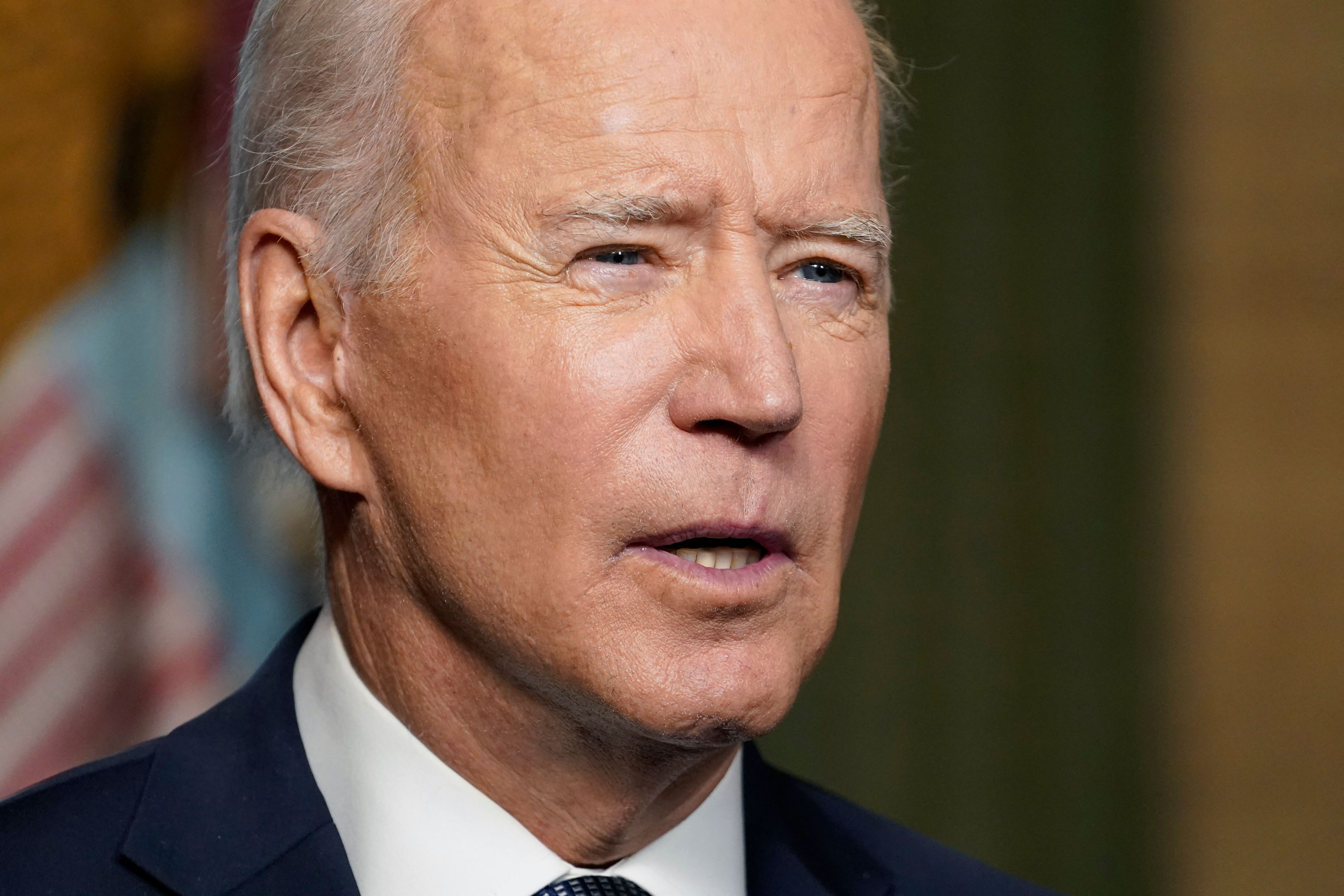 Joe Biden is expected to sign his $15 executive order on Tuesday.