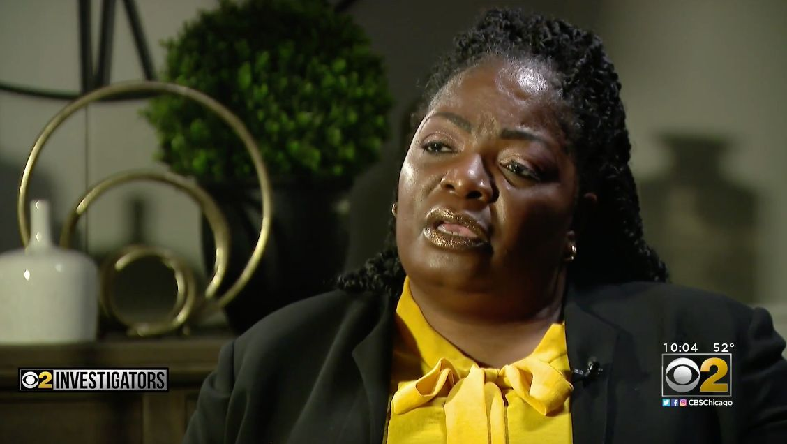 Anjanette Young speaks to CBS Chicago about how the city has offered her nothing since police mistakenly and violently raided