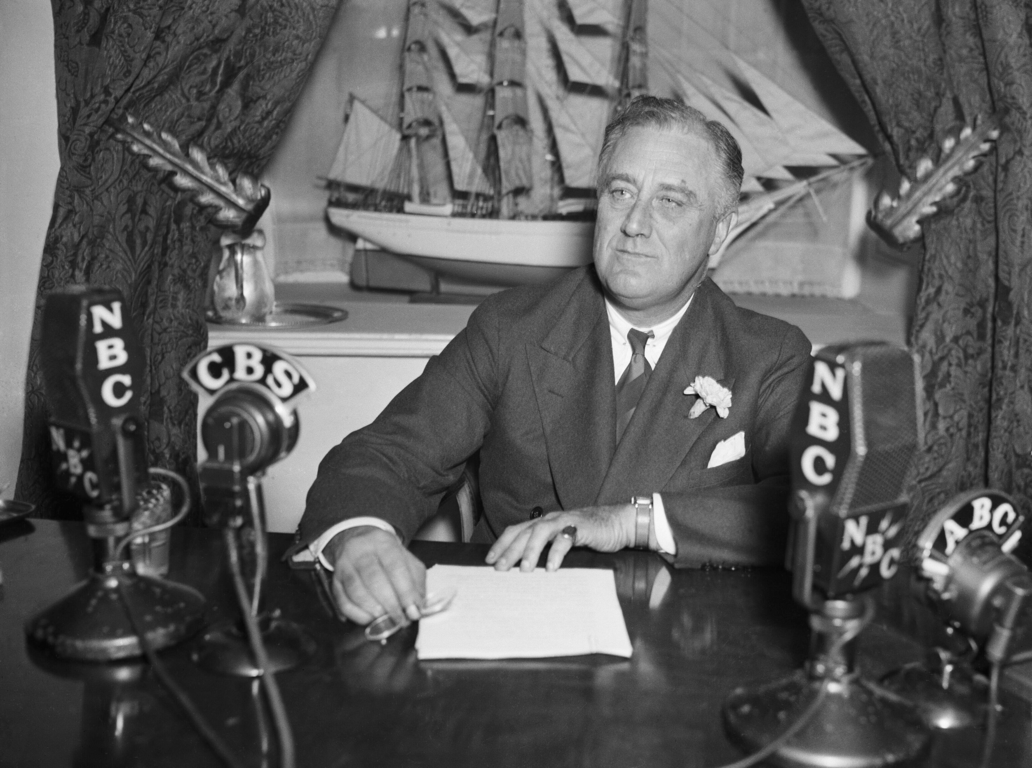 """When running for president, Franklin Roosevelt called for a """"workable program of reconstruction"""" to enact new """"economic"""
