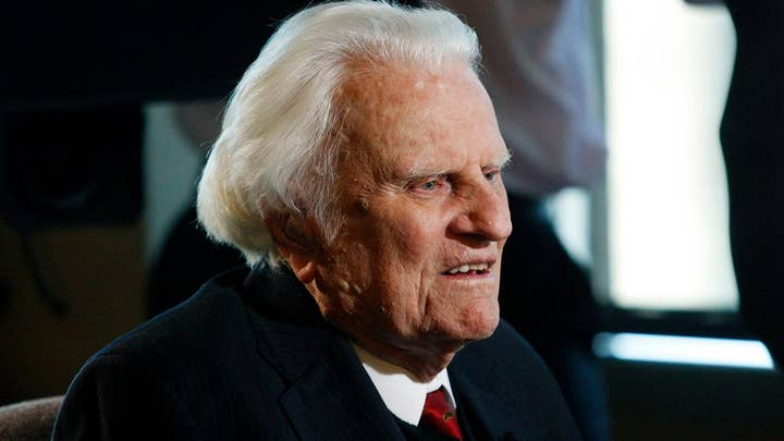 America's Preacher: The Reverend Billy Graham