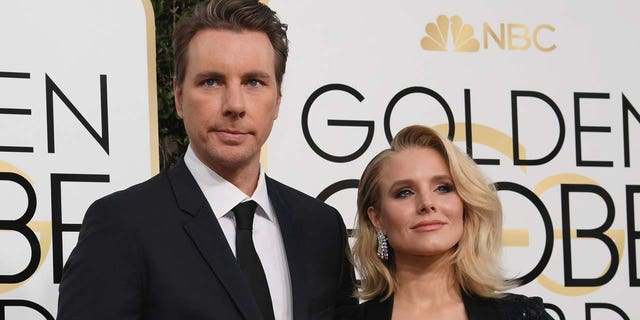 Dax Shepard and Kristen Bell have been married since 2013. (Photo by Kevork Djansezian/NBCU Photo Bank/NBCUniversal via Getty Images)